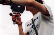 Kelly with Bolex