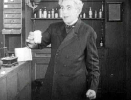 James Cruz as Dr. Jekyll (1912)