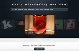 Kelly Wittenberg – Website